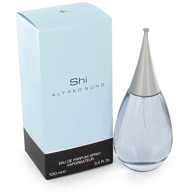 Alfred Sung Shi by Alfred Sung For Women EDT 3.4 Oz