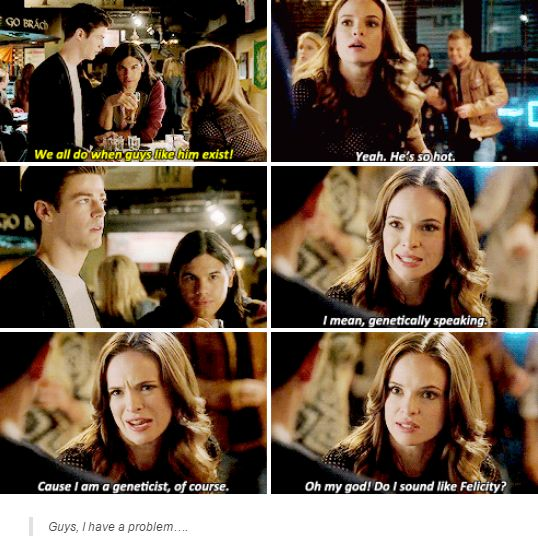 The Flash - Barry and Caitlin #1.5 #Season1 #Snowbarry ♥ BARRY'S FACE  WHEN CAITLIN SAYS EDDIE IS HOT HAHA