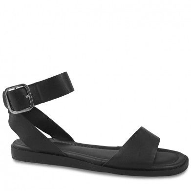 f7a127c3f5e6 Wittner Montier Sandal Black Leather