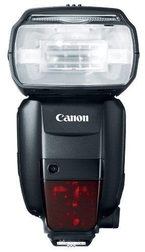 Canon 600EX-RT  Speedlite Flash (Black)