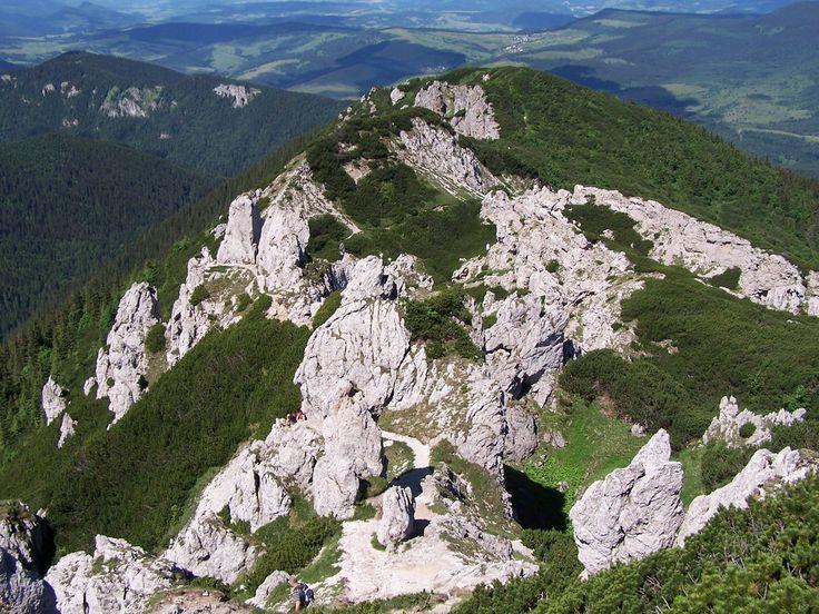 Cez Radové skaly (© Ladislav Blaho)