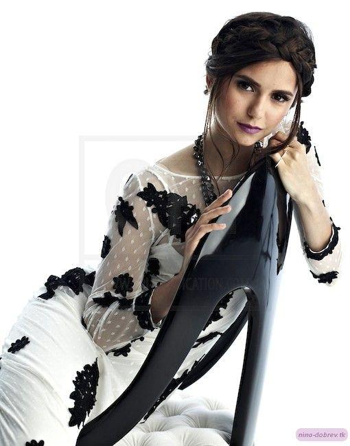 Nina Dobrev Photoshoot Fashion Magazine Google Search Fashion 2 Pinterest Nina Dobrev