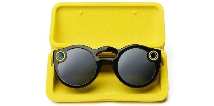 Snapchat: Neue Brille noch 2018, wird teurer und hat zwei Kameras – #brille #hat…