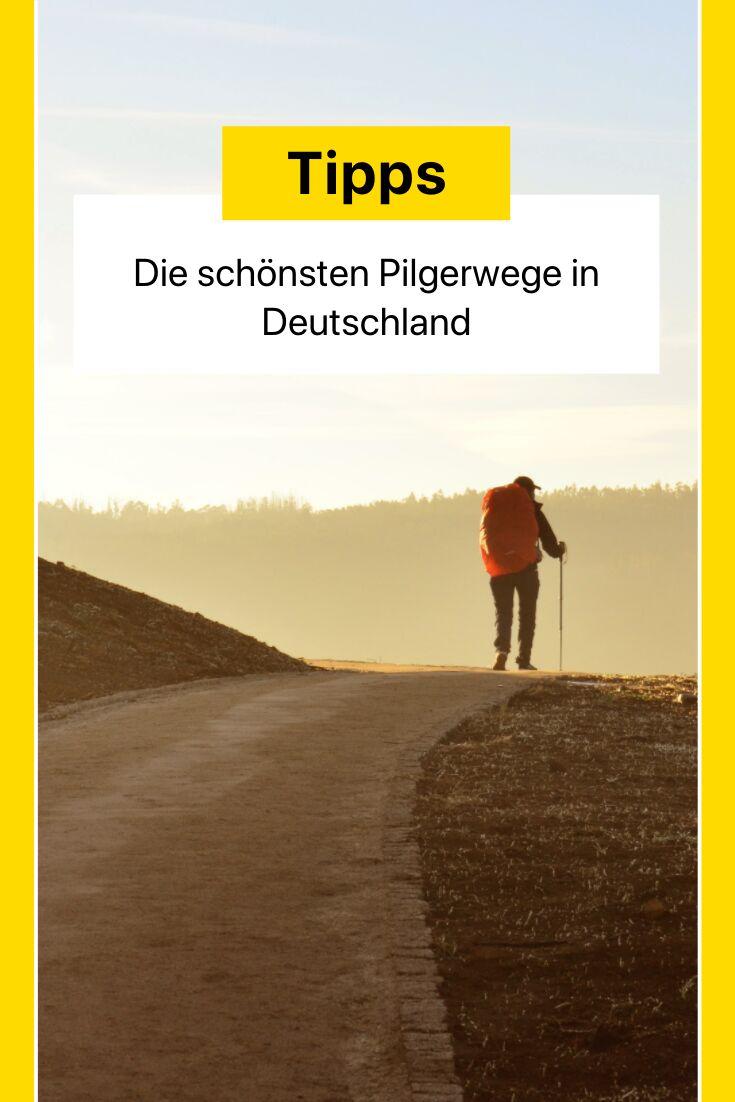 Die schönsten Pilgerwege in Deutschland