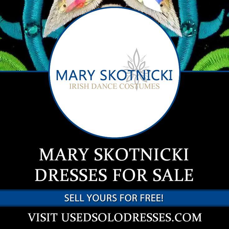 Mary Skotnicki Irish dance dresses