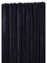 Sammetsgardiner Velvet Marinblå