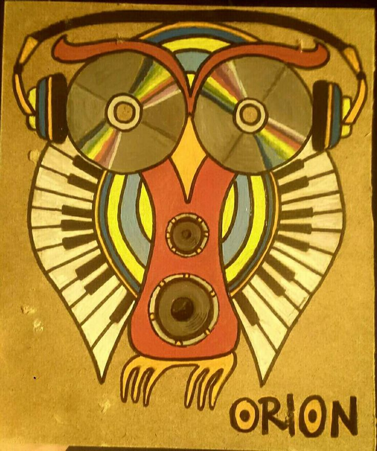 orion owl  gufo music musica cd  stereo cuffie  orchestra  sound