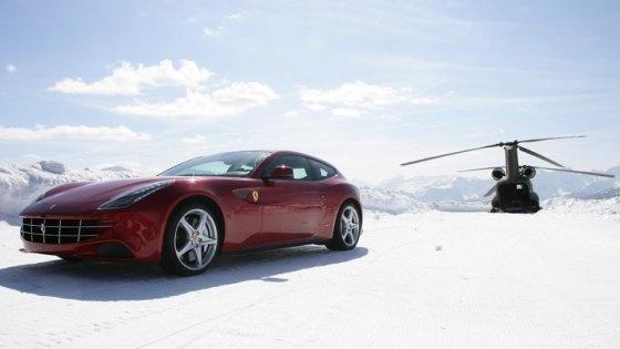 Ferarri: 2012Ferrariffsnowjpg 1280853, Photos Galleries, Rating Dazur, Ferrari Cars, 2012 Ferrari, Ferrari Ff, Future Cars, French Alps, Favorite Cars