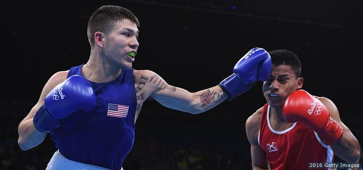 With his bronze-medal finish in the men's light flyweight division at the Rio 2016 Olympic Games, Nico Hernandez earned Team USA's first men's boxing medal since 2008!