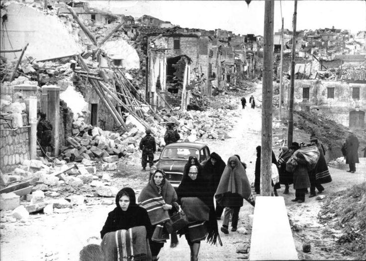 1968 Terremoto del Belice – L'esodo dei soprvvissuti -