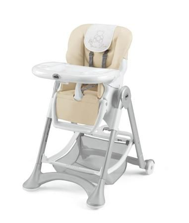 CAM Campione Elegant  — 10164р. -------------------------------- Этот удобный стульчик идеально подходит для детей 6-36 мес. сидящих самостоятельно. Стульчики для кормления Cam Campione Elegant соответствуют евро?...