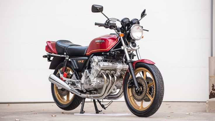 1979 Honda CBX presented as Lot S222 at Las Vegas, NV