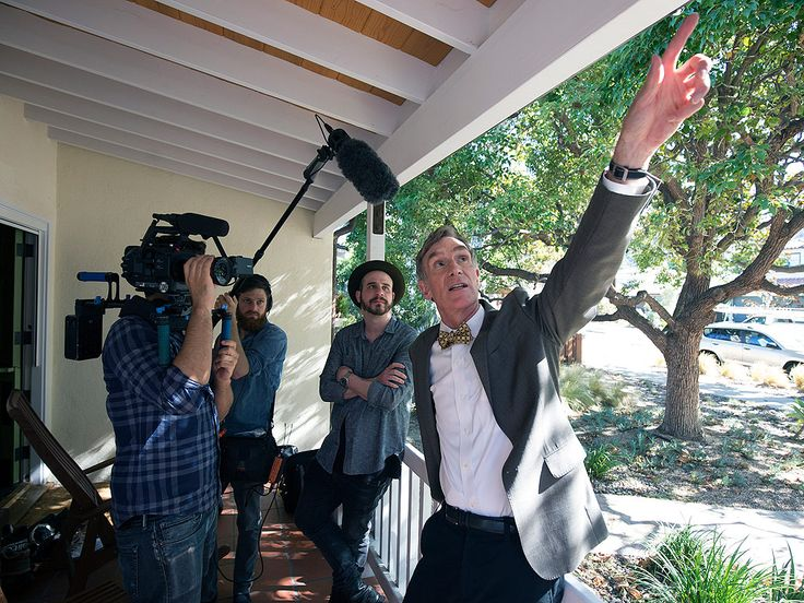 The Bill Nye Film Directors: 'There's a Whole Generation That Needs Access to His Story'