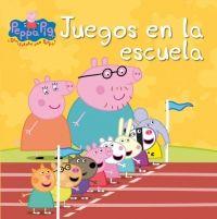 """""""Juegos en la escuela (Peppa Pig. Primeras lecturas 2)"""" Peppa Pig es una serie de televisión protagonizada por una cerdita traviesa y preguntona y su familia. Esta producción va dirigida a los más pequeños de la casa y, sus divertidas y sencillas historias difunden valores como la generosidad, la amistad o la sinceridad. DE 3 A 6 AÑOS"""
