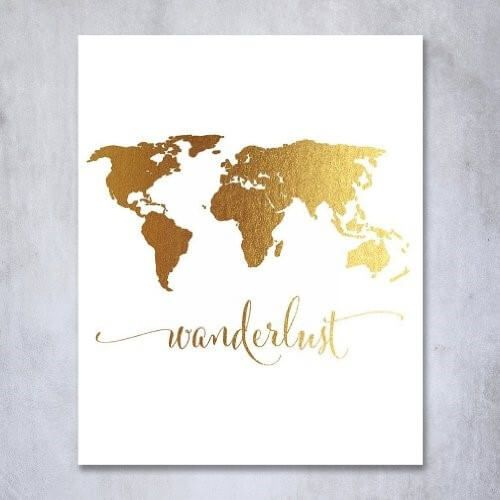 192 best World images on Pinterest Maps, Black gold and Cards - best of world map poster time zones