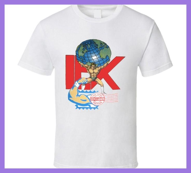 Lex Lugar Total Package WCW T Shirt New Men'S Fashion Short-Sleeve T Shirt Mens T-Shirts Men Casual Tricolor Top Tee