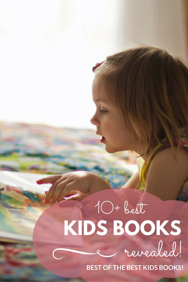 Discover the best childrens books available online!