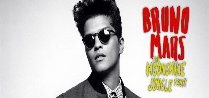 $119 for a 300 Level OR $199 for a 100 Level Ticket to Bruno Mars at The ACC on July 27, 2014