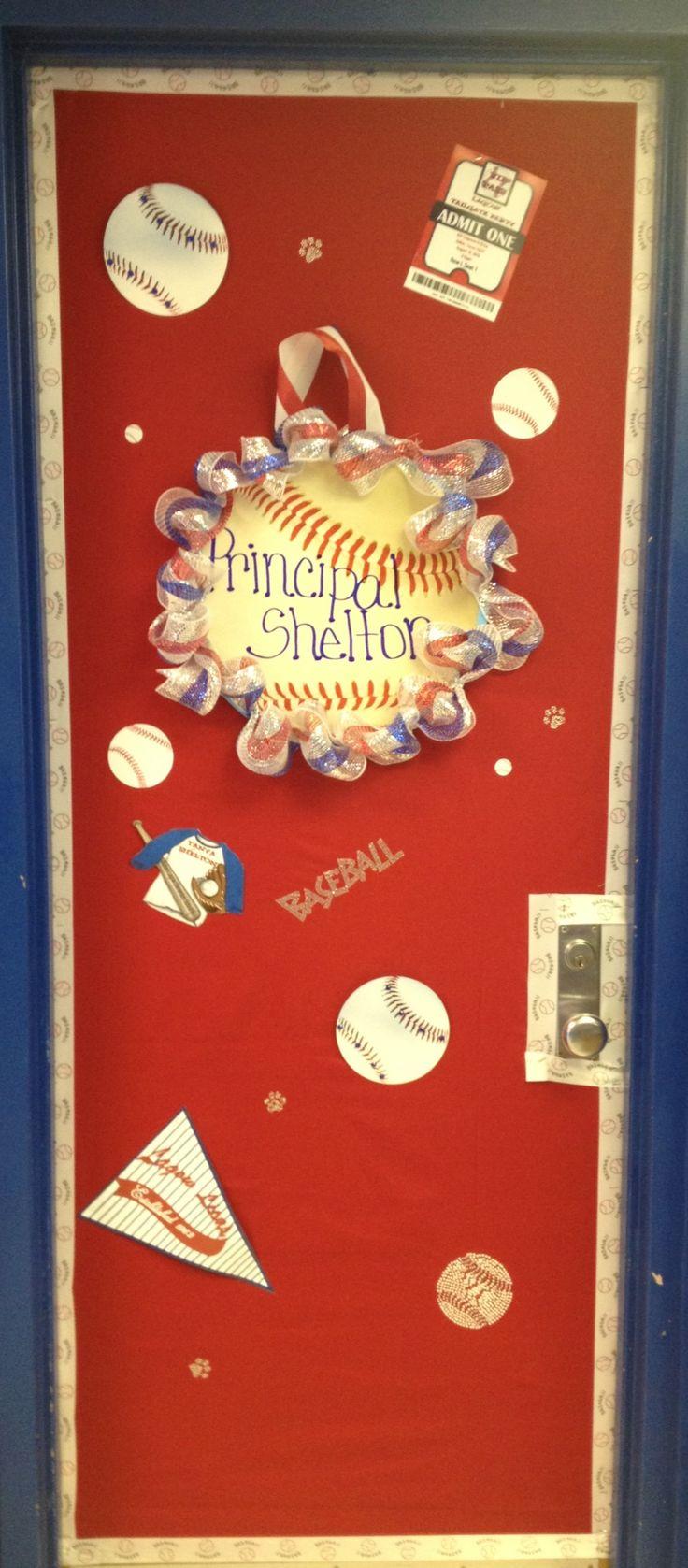 The 25+ best Baseball bulletin boards ideas on Pinterest ...