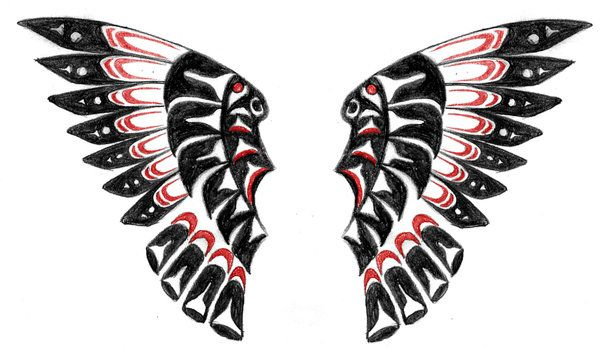 79 best painting images on pinterest native american for Native american tattoo artist seattle