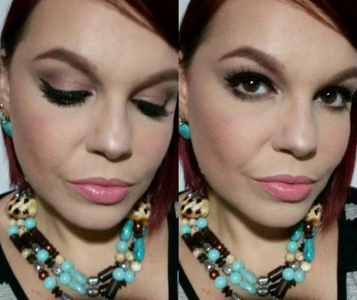 Más de mi makeup romántico de hoy en diferentes tonos de rosa ahumado y mucho iluminador para hacer el rostro fresco  #loreal #infalible #matte #foundation #makeup #makeupartist #makeupaddict #love #lovemakeup #motd #mua #maquillaje #beauty #beautyblogger #makeupblogger #instamakeup #instagood #instagram #look #follow #like4like #hudabeauty #vegas_nay #anastasiabeverlyhills #brides #wedding #bridemakeup by joafolchmakeup