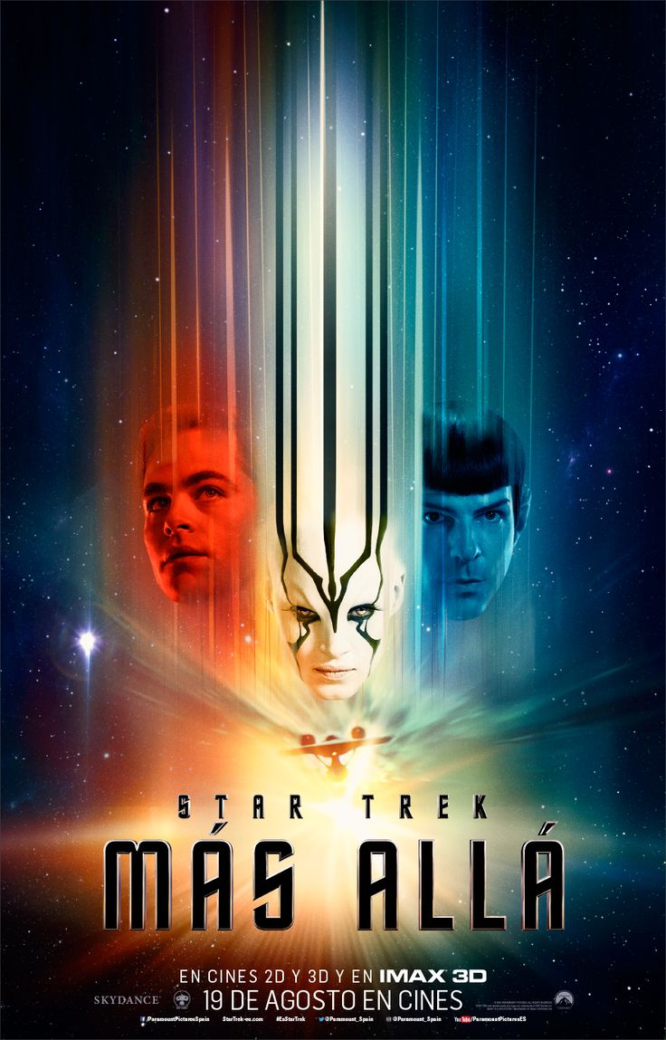 Star Trek: más allá (2013) EEUU. Dir.: Justin Lin. Ciencia ficción. Aventuras. Acción - DVD CINE 2461