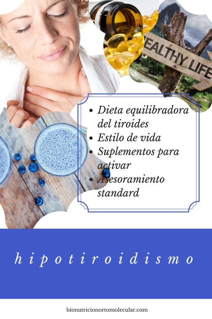 #Dieta #ortomolecular para el #hipotiroidismo