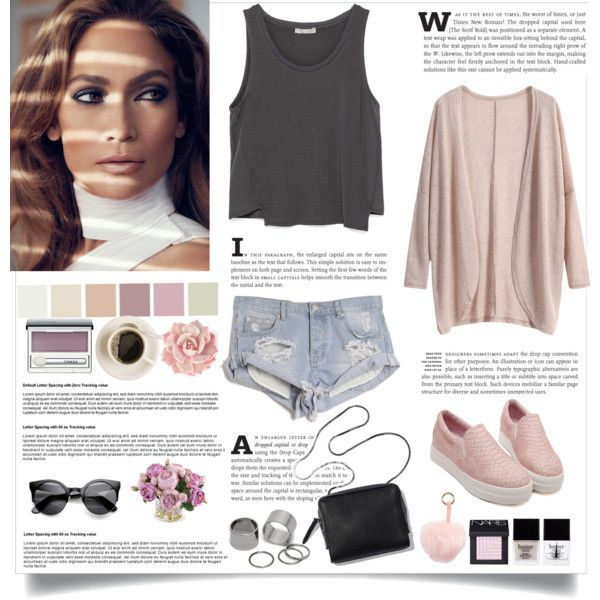 Happy Birthday Jennifer Lopez ♥ by zalarupar on Polyvore featuring Zara, One Teaspoon, Pieces, Nila Anthony, Clinique, NARS Cosmetics, Butter London, New Growth Designs, 3.1 Phillip Lim and Jennifer Lopez