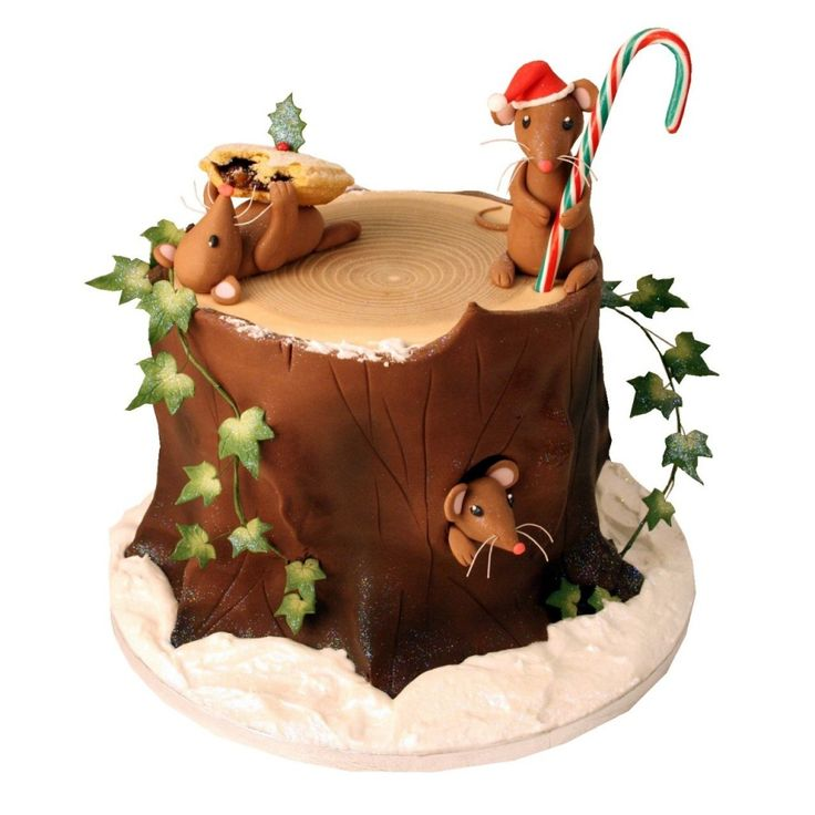 Cute Christmas Cake Images : 17 Best images about Holidays on Pinterest Ginger bread ...