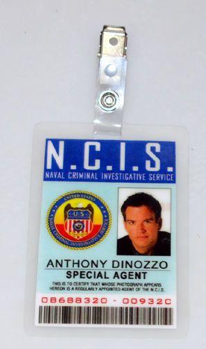 1000+ idei despre Ncis Tv Series pe Pinterest NCIS, Pauley - id badge template
