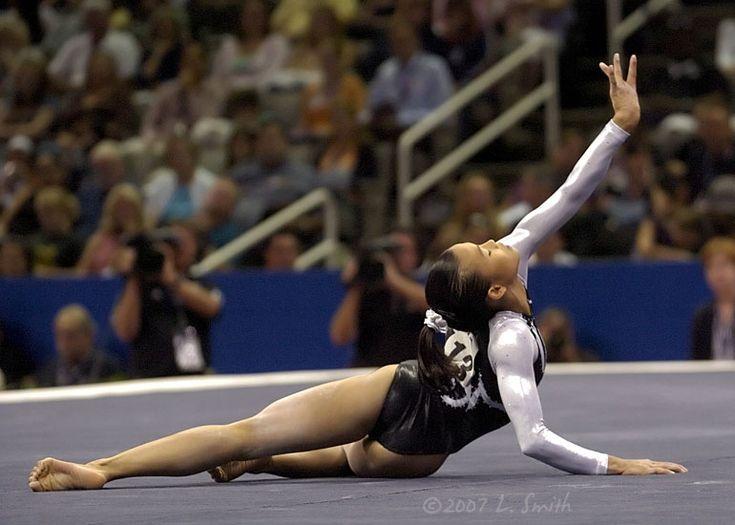 2007 USAG Visa National Championships gymnastics gymnast floor exercise