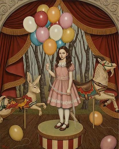 DREAMER | Shiori Matsumoto ノスタルジックな少女たちの世界を描く松本潮里の絵画作品集