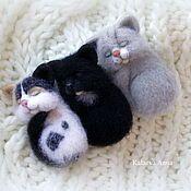 Магазин мастера Волшебные игрушки Мэри Поппинс: броши, игрушки животные, мишки тедди, магниты