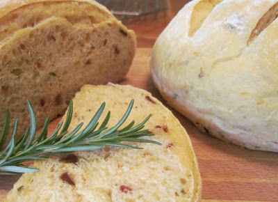 Rustic Peasant Rosemary Bread   Bread   Pinterest