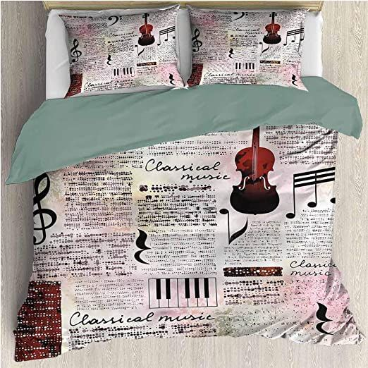 Grey Hot Off The Press Bedding Set Duvet Covers Pillow Cases