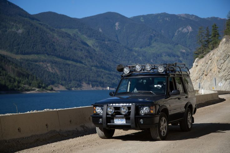 2004 Land Rover Discovery II (Carpenter Lake)
