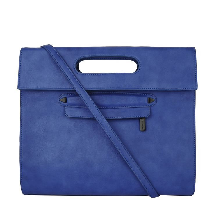 New collection of shoes and bags from Charles and Keith - via kimgray.co.za. This blue is gorgeous.