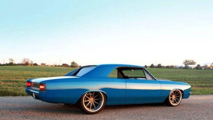 Magnificent custom chev #Chevrolet #custom