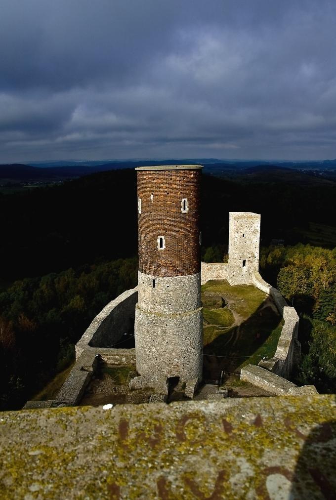 Świętokrzyskie,ruiny zamku w Chęcinach - odkryj tajemnicę...