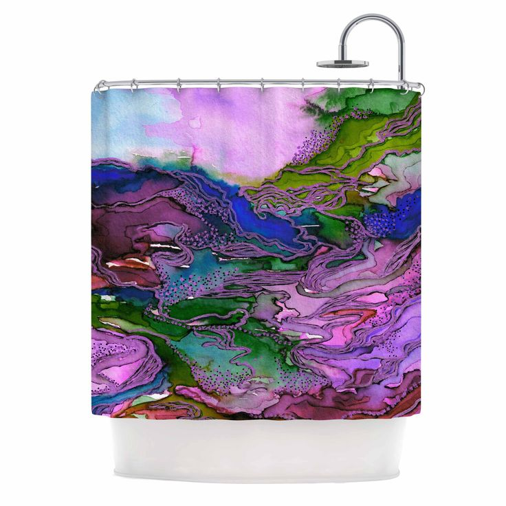 yellow and purple shower curtain. Ebi Emporium  Bring On Bohemia 2 Lavender Blue Purple Shower Curtain Best 25 shower curtains ideas on Pinterest home