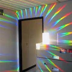 rainbow windows prism 21 Rainbow Window Holographic Prism