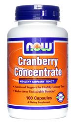 Now Foods - Cranberry, Concentrate, 100 capsules Lowest price is $8.68 from 4 stores.