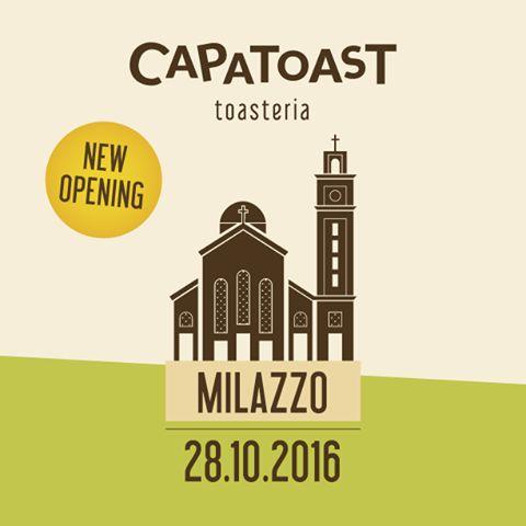 #Capatoast #Milazzo #Sicilia