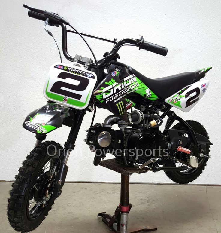 Orion 21A-70cc pit bike, kids pit bike, small dirt bike