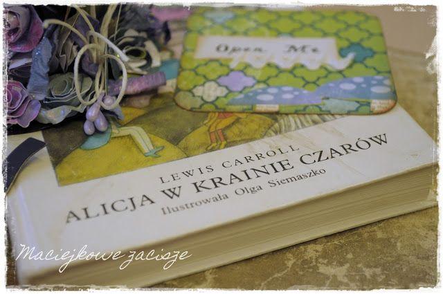maciejkowe zacisze: Czytam Alicję
