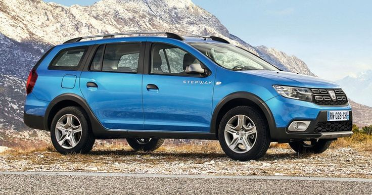 Dacia Logan MCV Stepway Joining Limited Edition Models In Geneva #Dacia #Dacia_Dokker