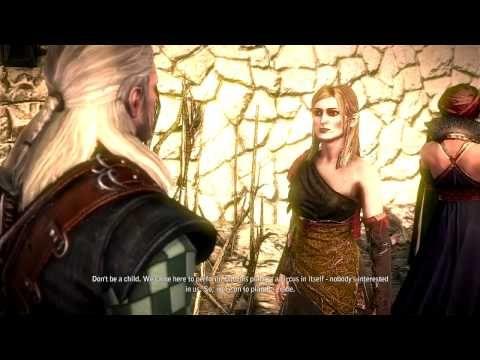 Witcher 2 Enhanced Walkthrough Ep.41 [PC, PS3, Xbox 360] - YouTube