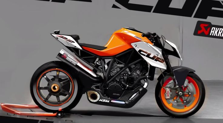 KTM 1290 SUPER DUKE R — The birth of the beast « Design « DERESTRICTED