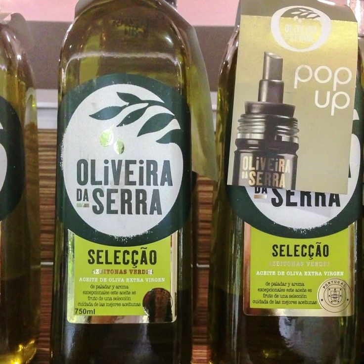 Aceite de Oliva Oliveira da Serra: Lo mejor de Portugal a tus manos