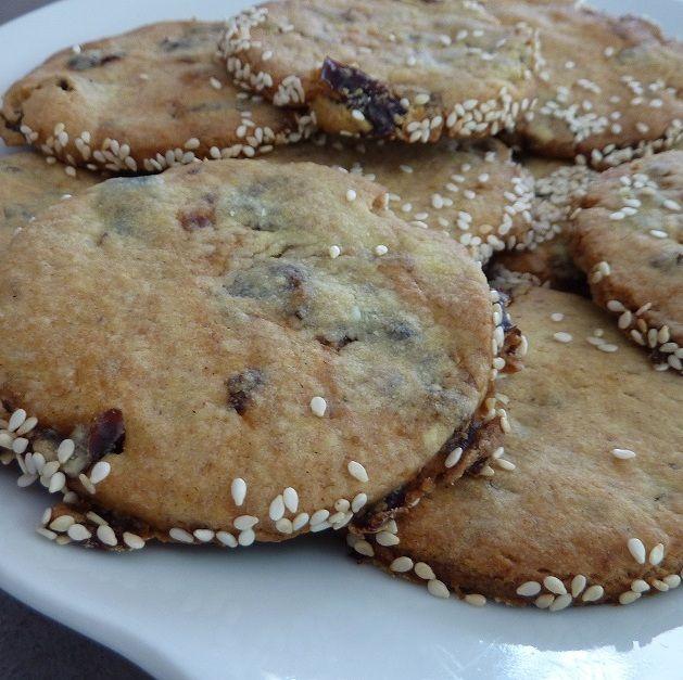 Ďatlové sušienky zo špaldovej múky s jačmenným sladom - Zdravé recepty - Cvičte.sk